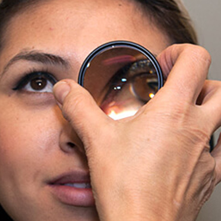 Comprehensive Opthalmology Service